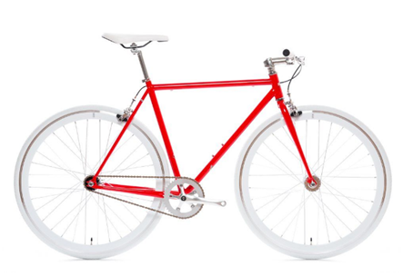 State Bicycle CO. Core Line College Bike for students