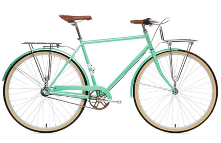 State Bicycle Co. The Keansburg College bike for students
